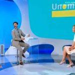 """La giornalista Chiara Gatti, storica e critica dell'arte, alla trasmissione """"Unomattina"""" il 19-7-2021"""