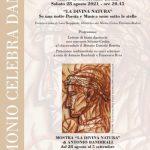 Una serata al Museo Civico Floriano Bodini per celebrare Dante