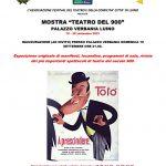 A Luino mostra del Teatro del 900 a Palazzo Verbania