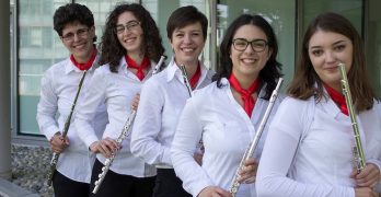 Sabato 11 settembre ore 18 museo Bodini Gemonio – Ars Musica Flute Ensemble