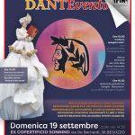 """""""DantEvento"""" domenica 19 settembre dalle 14.30 alle 18.00 presso l'Ex copertificio Sonnino a Besozzo in via De Bernardi 32."""