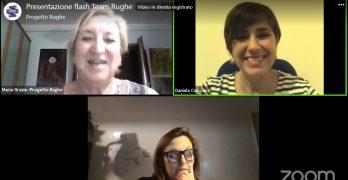 Presentazione flash Team Rughe