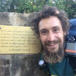 L'impresa del besozzese Origoni Elia: 7.200 km a piedi