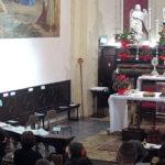 09.10.2021 – Santa Cresima trasmessa dalla Chiesa di S. Andrea di Cocquio Trevisago