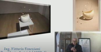 Museo internazionale del Design Ceramico – Domenica 10 ottobre 2021 Lungolago Perabò  a Cerro di Laveno Mombello.