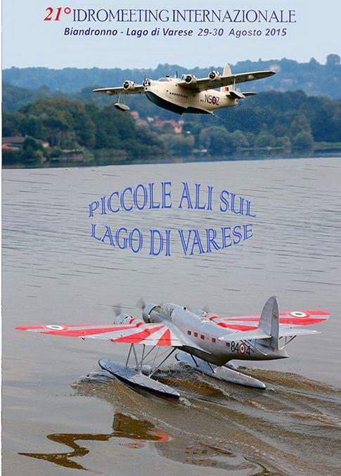 21 idromeeting internazionale piccole ali sul lago for Piccole case sul lago
